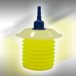 UV Kontrastmittel Lecksuchmittel im Faltenbalg für Ecotechnics Klimaservicegerät