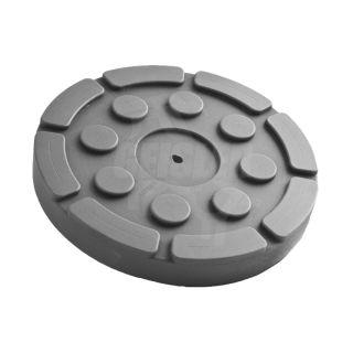 Gummiauflage Gummiteller Hebebühne 140 mm mit Stahleinlage für Hofmann