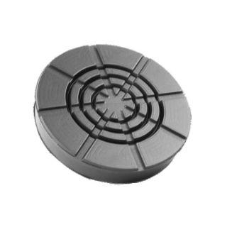 Gummiauflage Gummiteller für Wagenheber von AC Hydraulik D: 110 mm