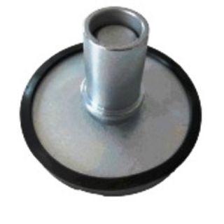 Aufnahmeteller Komplettaufnahme Tragteller D 140 mm für Hebebühne Consul MHW/ Hülse D: 40 mm