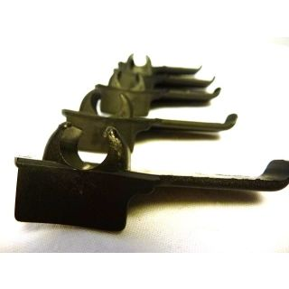 Schutz / Gleitstück für Montagekopf Montiermaschine Beissbarth MSxx- Standard für alle Montageköpfe Metall (1 Satz= 5 Stück)