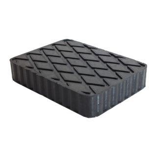 Gummiblock Gummiauflage Gummiklotz für Hebebühne 160 x 120 x 30 mm