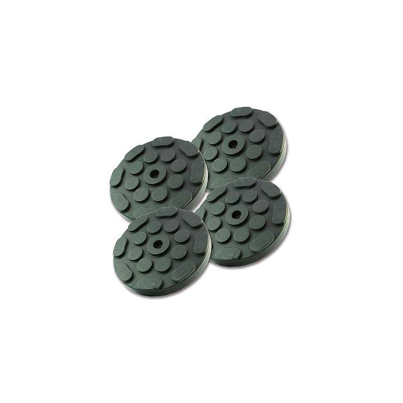 Gummiauflage für Romeico /& Hofmann 160 mm 4er Pack