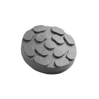 Gummiauflage Gummiteller Hebebühne 100 mm für Ravaglioli SIRO SPACE