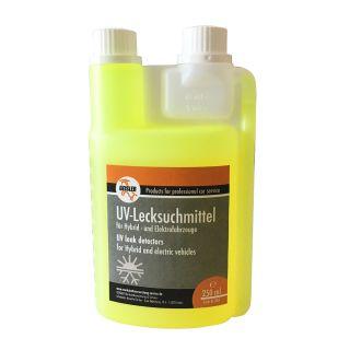 UV Kontrastmittel Lecksuchmittel für Elektro- u. Hybridautos (250 ml Flasche)