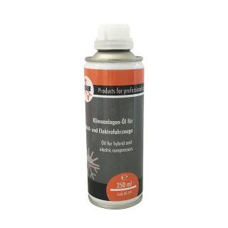 Klimakompressor Öl, Klimaanlagen Öl, Klima Öl  POE  (250 ml Flasche)