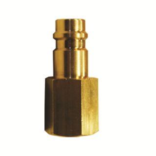 Flaschenanschlussadapter für Kältemittelflaschen R1234yf Honeywell, ND- seitig