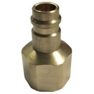 Flaschenanschlussadapter für Kältemittelflaschen R1234yf universal, HD- seitig