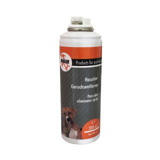 Haustier Hunde Katzen Geruchs Entferner Geruchsvernichter 200 ml Spraydose