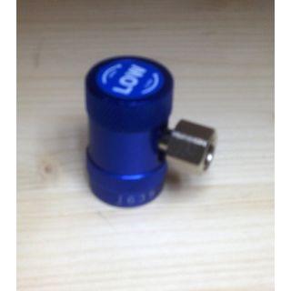 Verlustfrei Klimaservice Niederdruck Schnellkupplung für Kältemittel R1234yf HFO