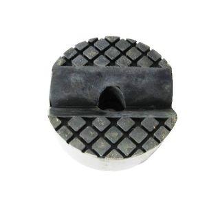 Gummiauflage Gummiteller für Rangierwagenheber D: 72x36 mm