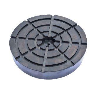 Gummiauflage Gummiteller für Rangierwagenheber D: 165/170 -36 mm; konisch