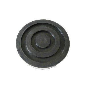 Gummiauflage Gummiteller für Rangierwagenheber D: 105/110 -30 mm; konisch