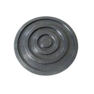 Gummiauflage Gummiteller für Rangierwagenheber D: 175/180 -30 mm; konisch