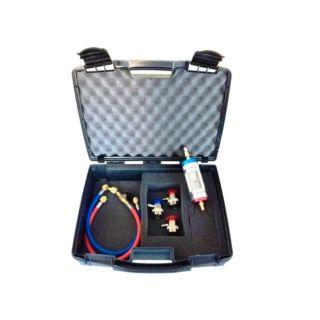 Vorfilter Diagnoseglas Schauglas für Klimaservicegeräte mit R 134 a