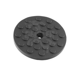 Gummiauflage Gummiteller Hebebühne 120 mm für FOG, Dunlop, chines. HB