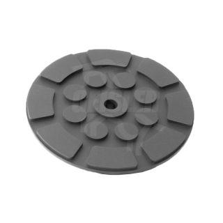 Gummiauflage Gummiteller Hebebühne 120 mm für chinesische HB
