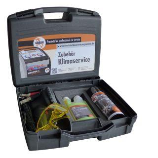 UV Lecksuche Set #1  für Klimaanlagen mit R 134a 100W Lecksuchlampe