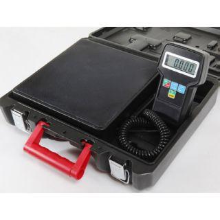 Elektronische Kältemittelflaschen-Waage 100KG im Koffer
