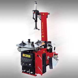 Montiergerät Reifenmontiermaschine Pkw Corghi A 2025 T.I. mit Spannklauenfülls.