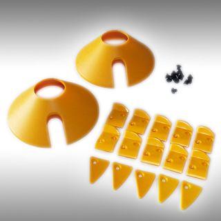 Kunststoffschutz-Kit für Montiermaschine Corghi  Artiglio 50/500