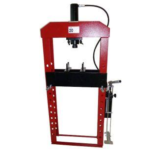 Werkstattpresse hydraulisch Druckkraft 20 t - Longus W-20-FH-M